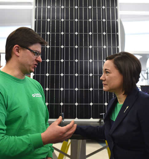 Solar rebate covers a portion of installation costs for solar systems in Alberta
