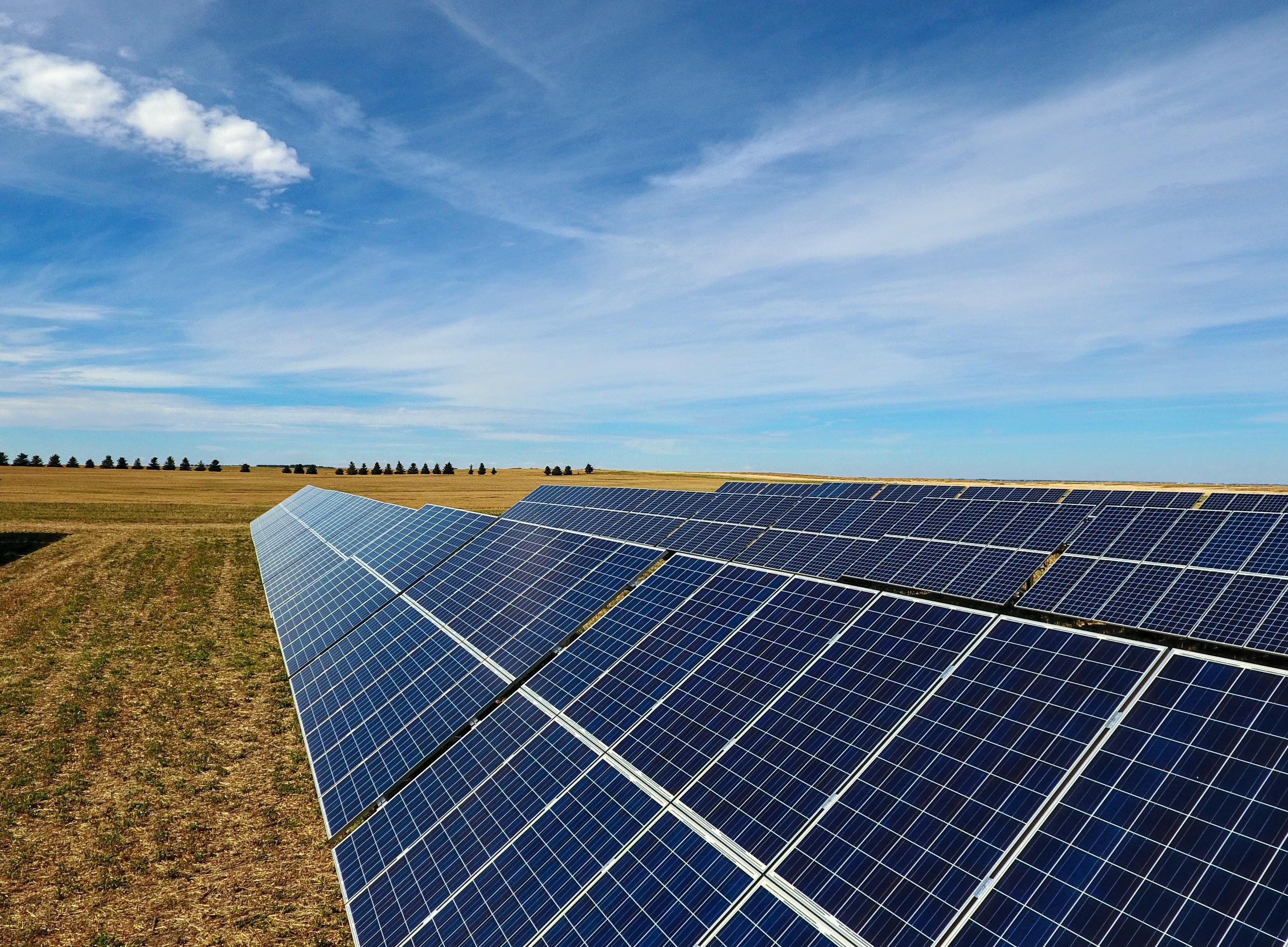 Community Solar Farm