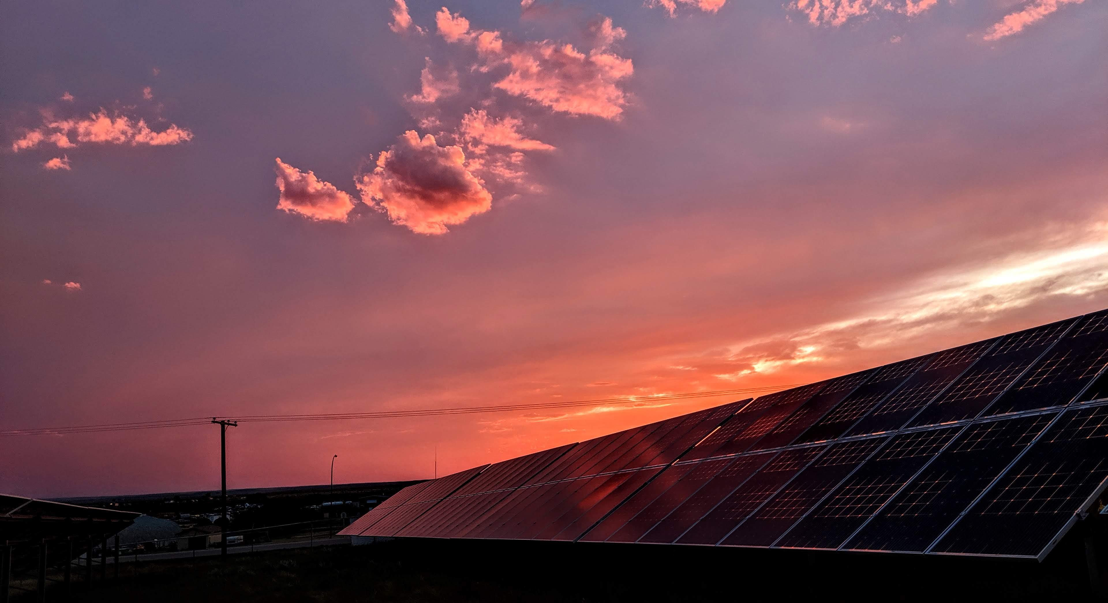 Saskatchewan solar